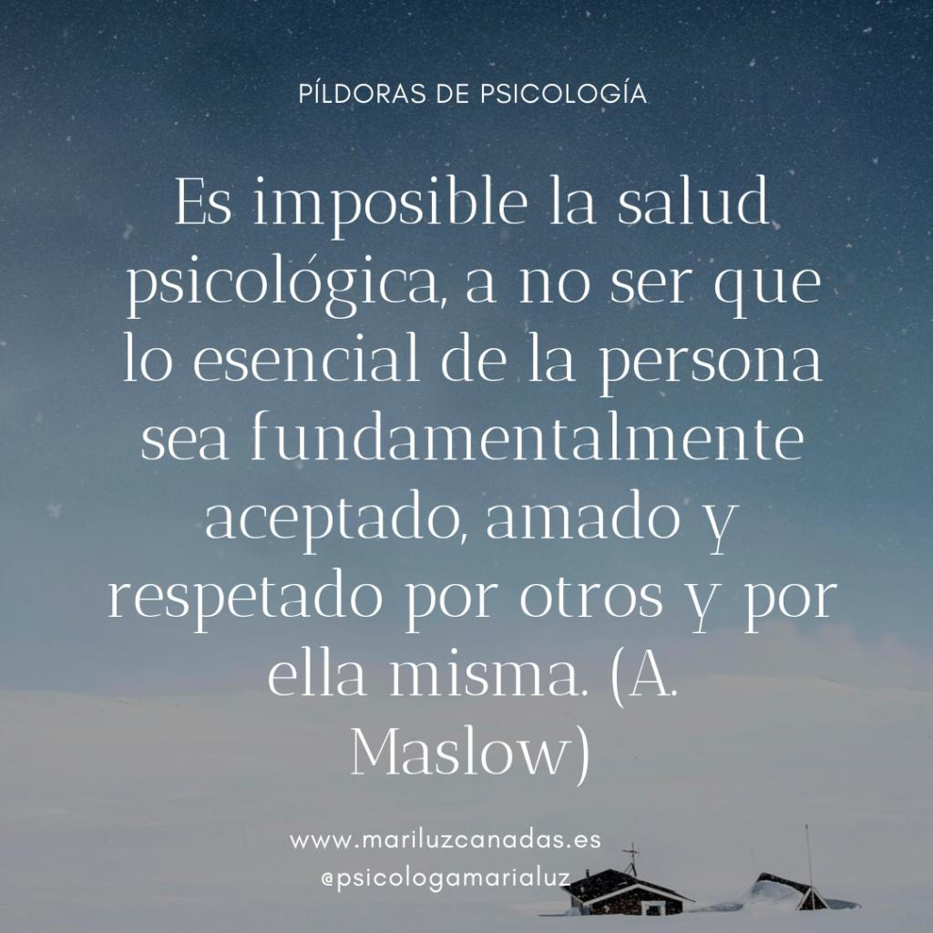 Psicólogos Salamanca - Autoestima
